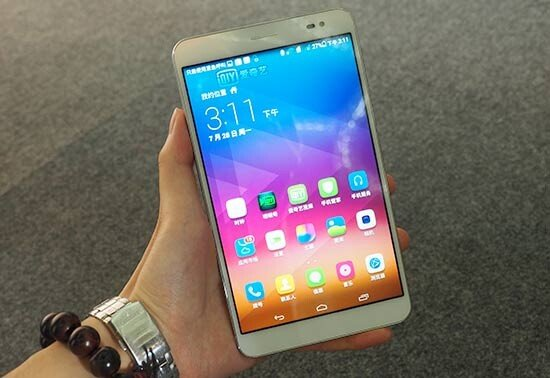 Huawei Honor X1 iQiyi