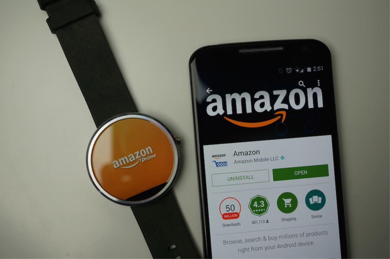 Amazon komt met Apple Watch app
