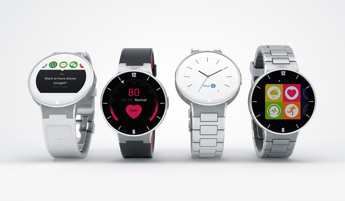 Bijna vergeten: de Alcatel OneTouch Watch