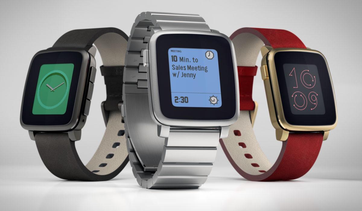 Fitbit zal Pebble diensten nog zeker één jaar ondersteunen
