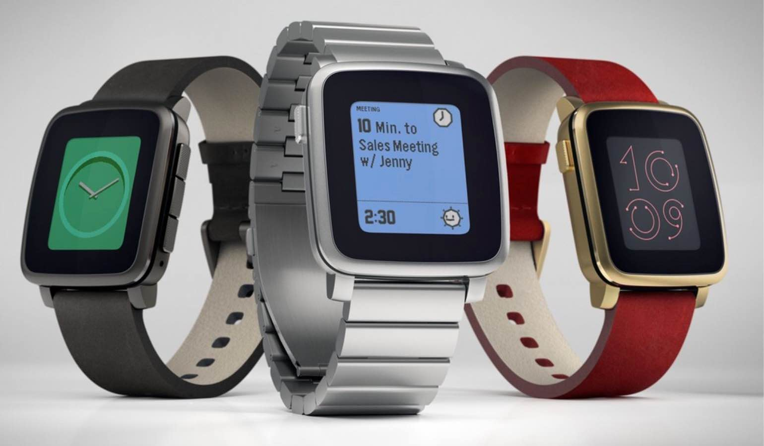 Pebble introduceert Pebble Health en Firmware 3.8