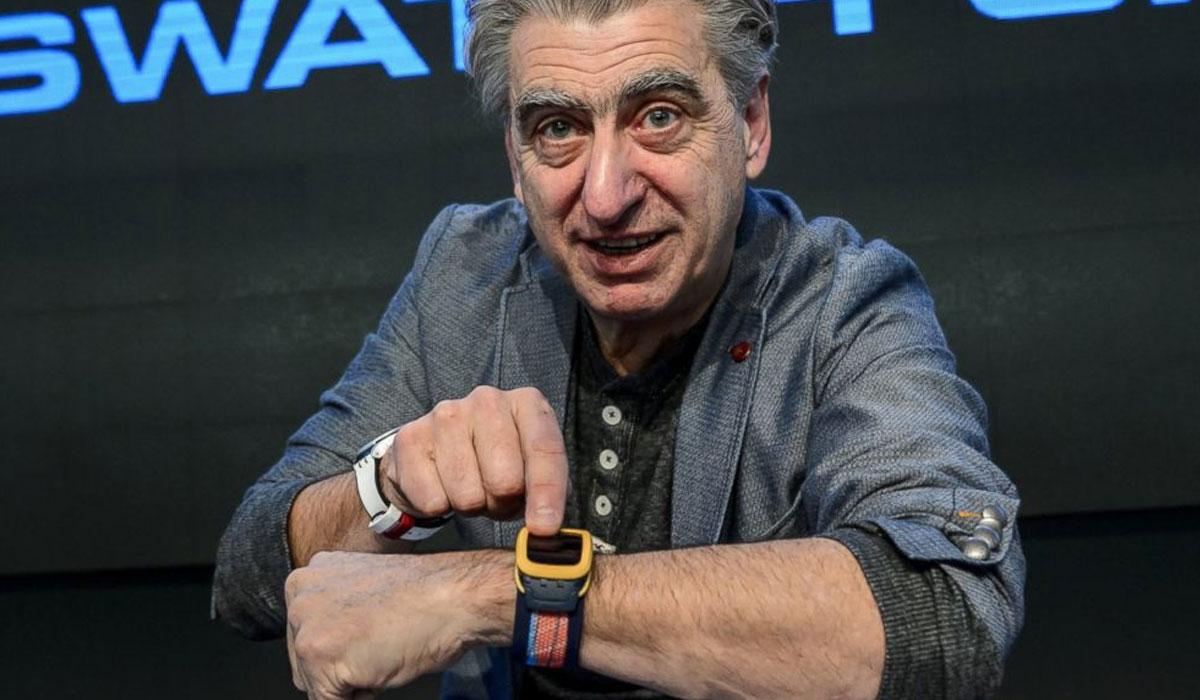 Swatch wil meer (simpele) smartwatches uitbrengen