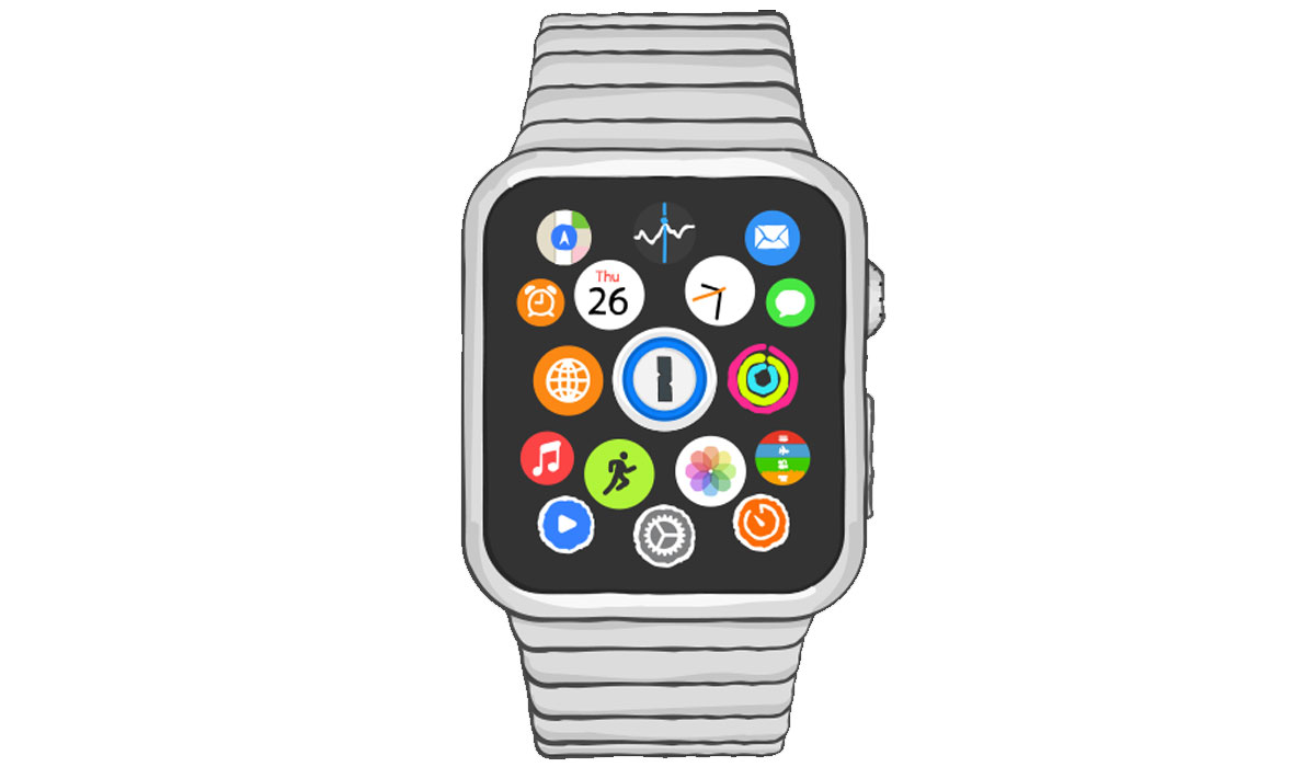 1Password introduceert native app voor de Apple Watch