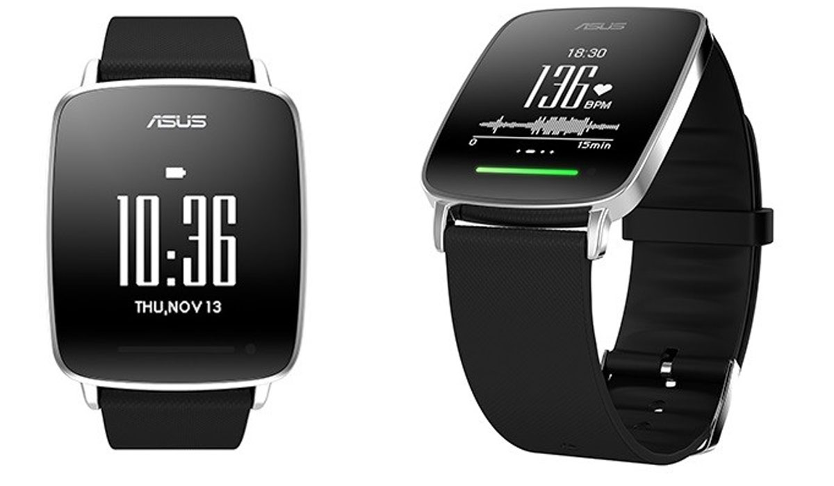 Video: Check de Asus Vivowatch in actie