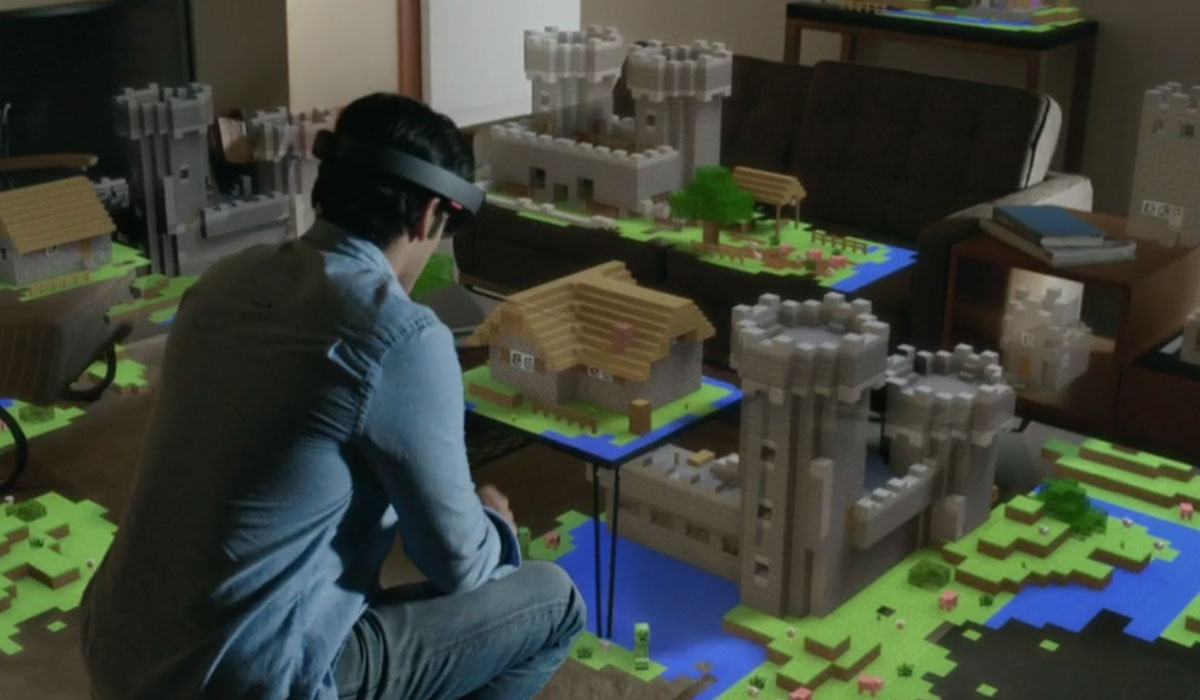 Windows Holographic OS geopend voor vr-headsets