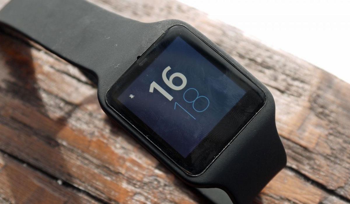 Sony Smartwatch 3 faalt waterdichtheidsproeven