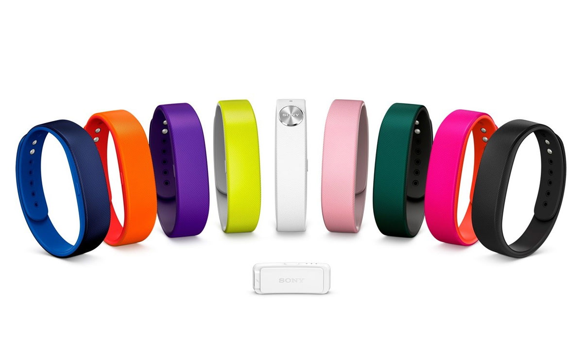 Sony SmartBand 2-app duikt op in Google Play