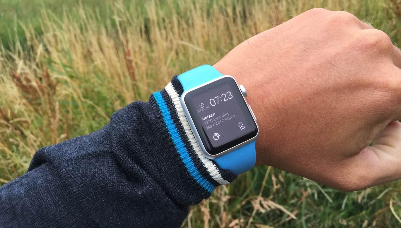 Apple stelt release van watchOS 2 uit vanwege bug