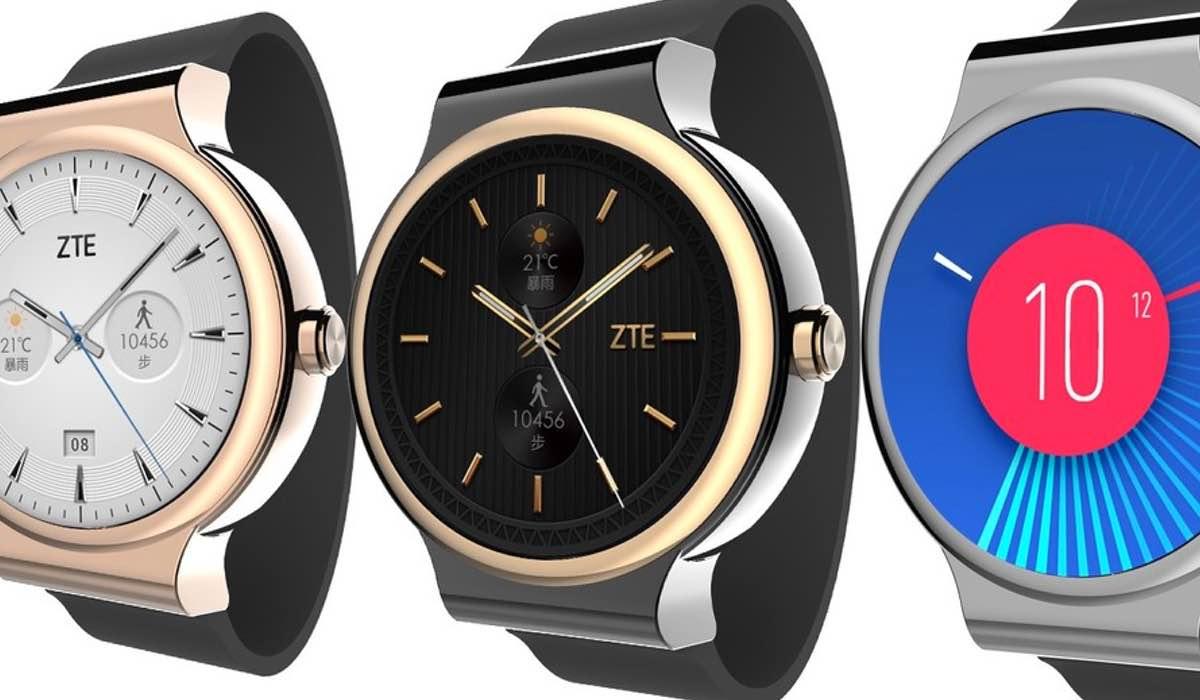 ZTE lanceert Axon Watch met eigen besturingssysteem