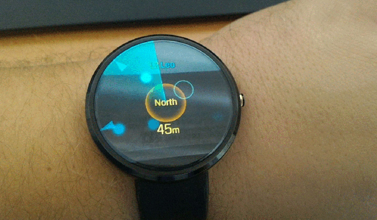 Ingress werkt nu ook op je Android Wear-smartwatch