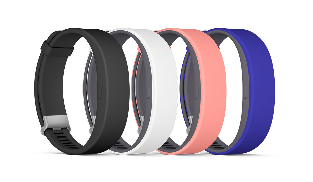 Sony introduceert de Smartband 2