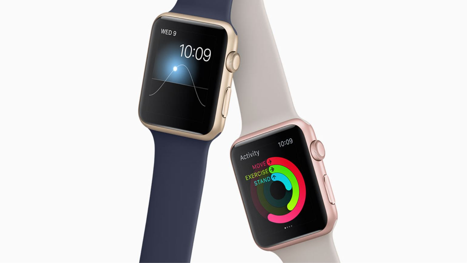 Apple kondigt WatchOS 2 en goudkleurige Apple Watch Sport aan