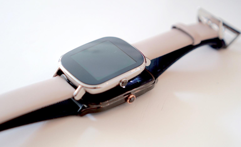 Hands-on: Eerste ervaringen met de Asus Zenwatch 2