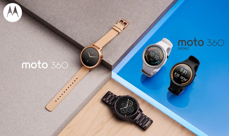 Tweede generatie Moto 360 ontvangt Android Wear 2.0-update