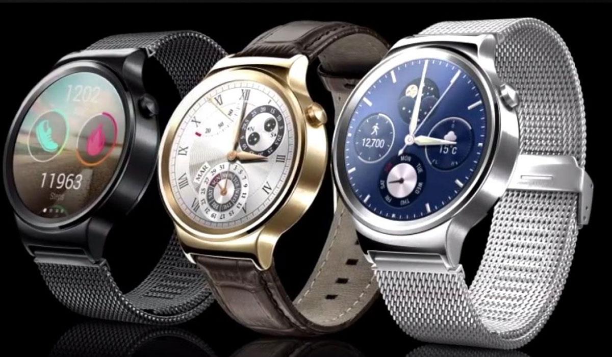 Huawei Watch vanaf 23 september verkrijgbaar in Nederland