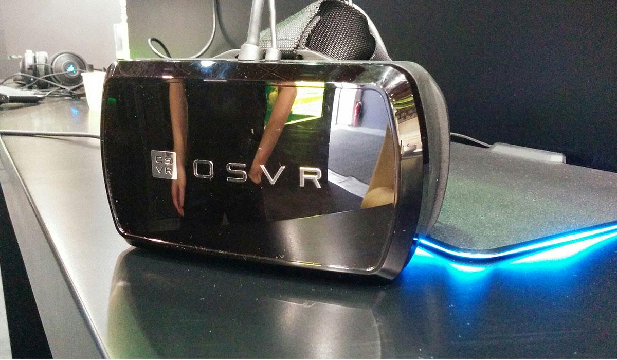 OSVR wil nieuwe headset goedkoper maken dan Oculus Rift
