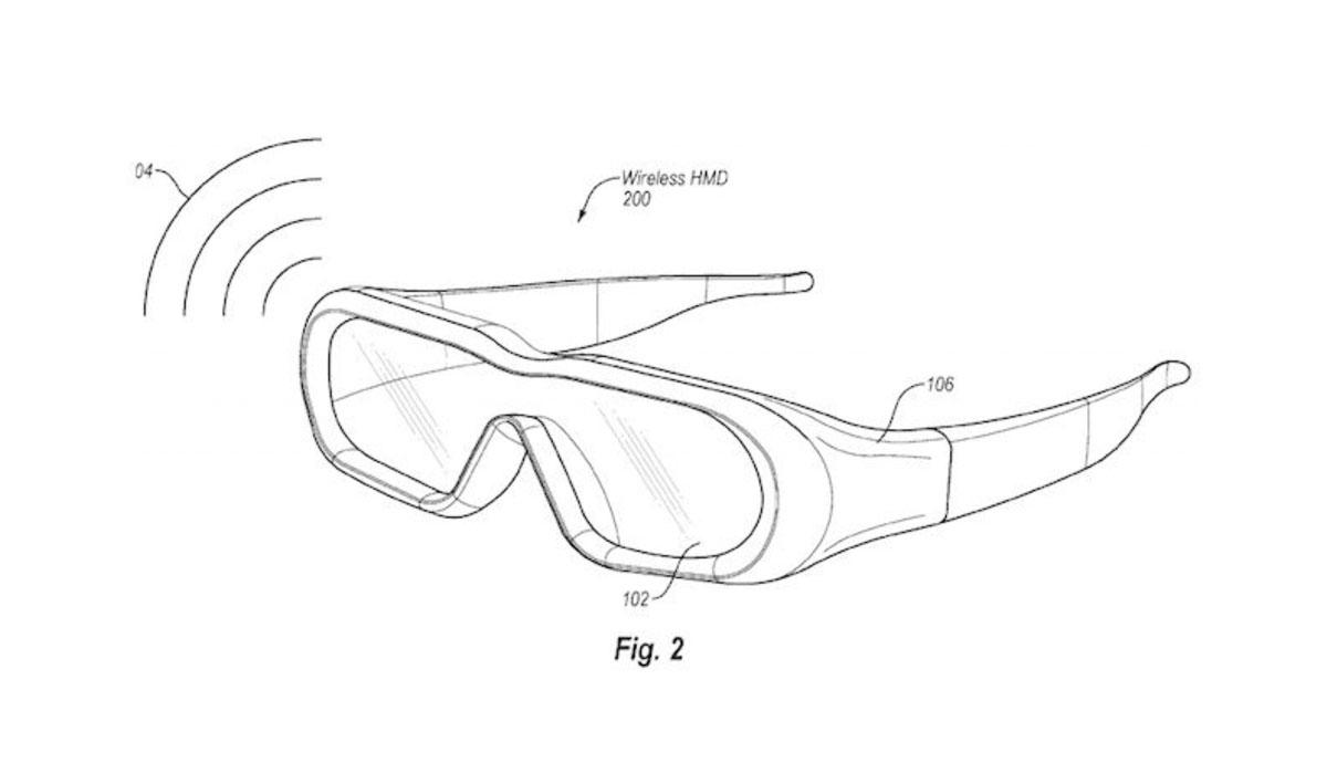 Amazon patenteert 'augmented reality smart glasses'