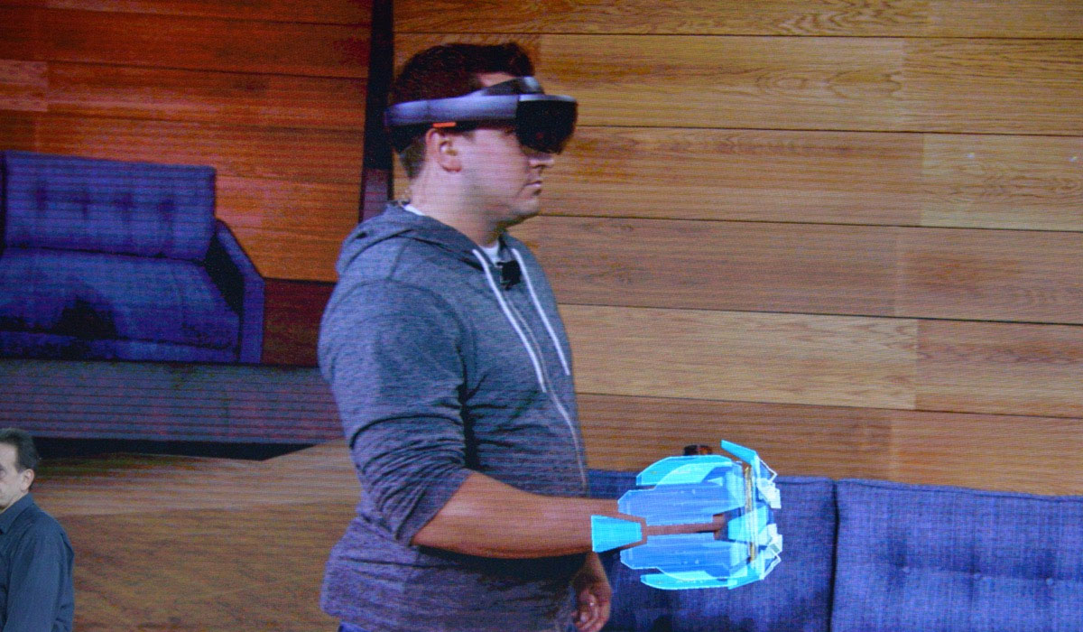 Microsoft toont Project X-Ray voor HoloLens (update)