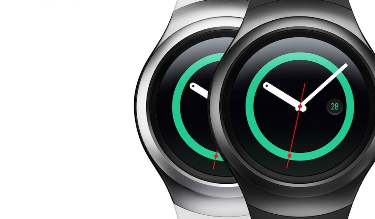 Samsung Gear S2 ontvangt veel Gear S3-features