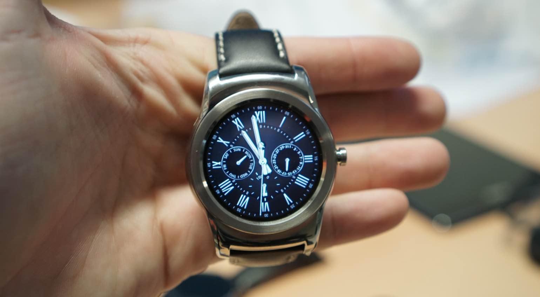 LG werkt aan smartwatch met Snapdragon Wear 2100-chip