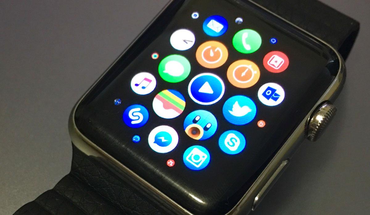 In watchOS 4.0 kun je de interface aanpassen voor iets dat overzicht biedt