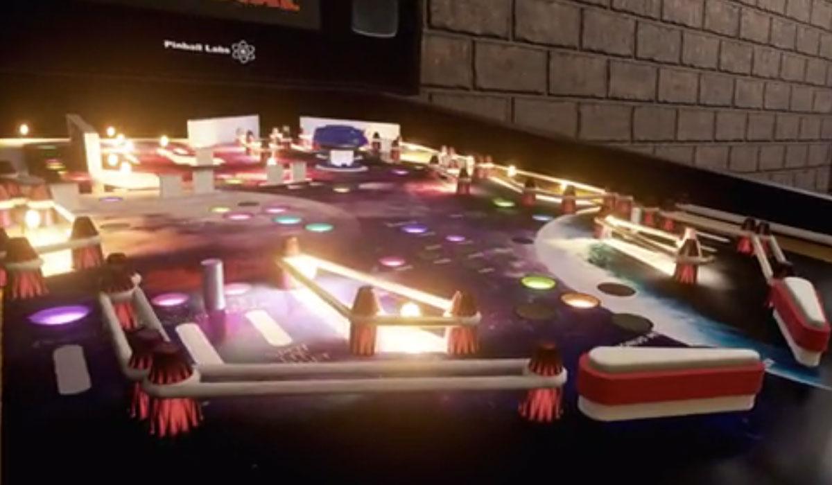 Pinball Labs wil klassieke tafels naar virtual reality brengen
