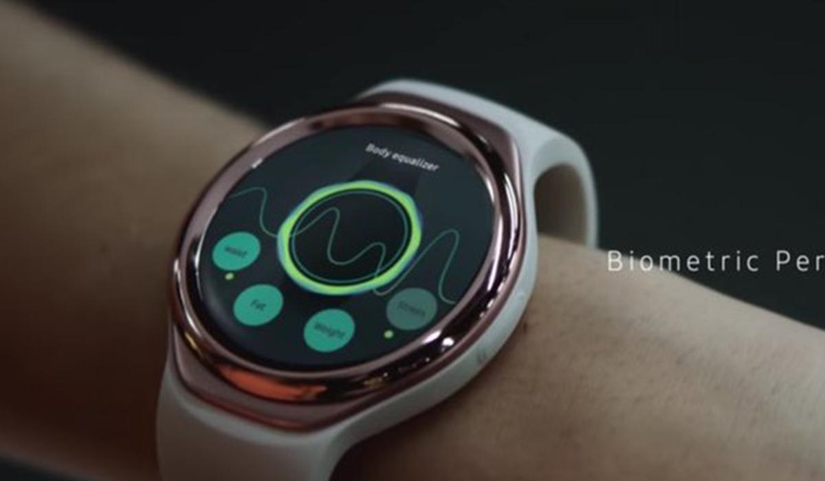 Samsung Gear Fit 2 lijkt op Samsung Gear S2