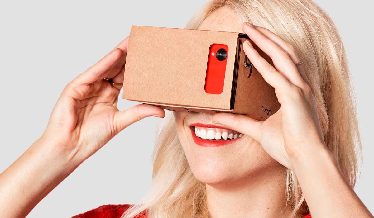 Google werkt aan een virtual reality-versie van Chrome