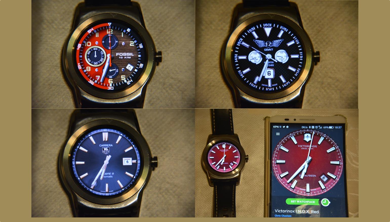 Android Wear Woensdag #5: De beste nieuwe watchfaces (wijzerplaten) voor je smartwatch