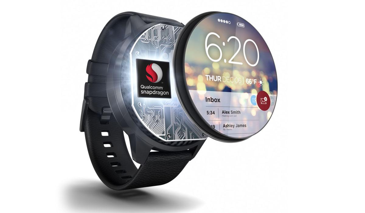 Qualcomm lanceert nieuwe chip voor wearables