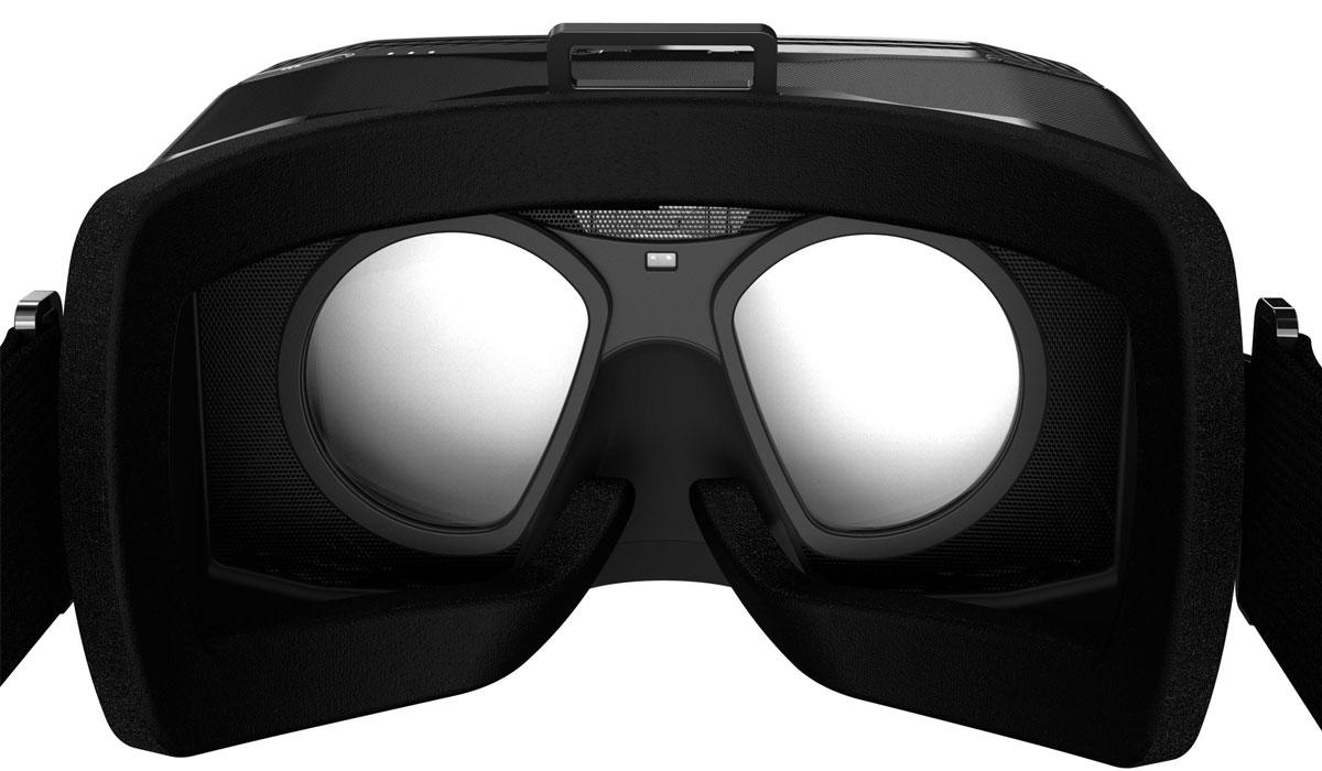 De Sulon Q is een headset voor virtual en augmented reality