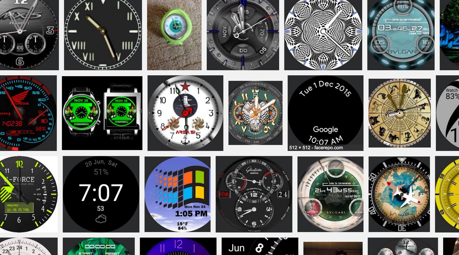 Android Wear Woensdag #6: De beste nieuwe watchfaces (wijzerplaten) voor je smartwatch
