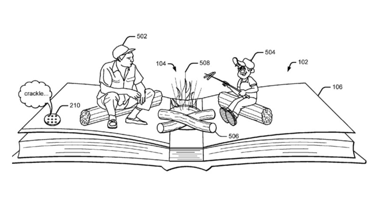 Google werkt aan pop-up boek met augmented reality