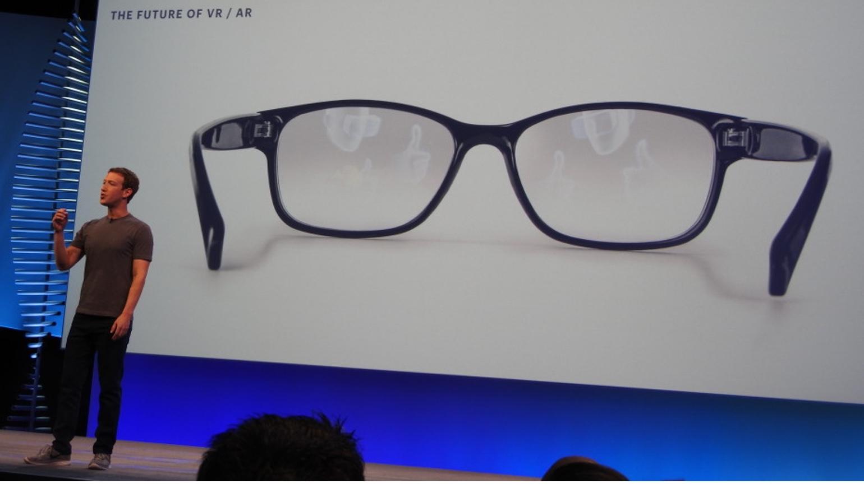 Zo ziet een virtual realitybril er in de toekomst uit volgens Facebook