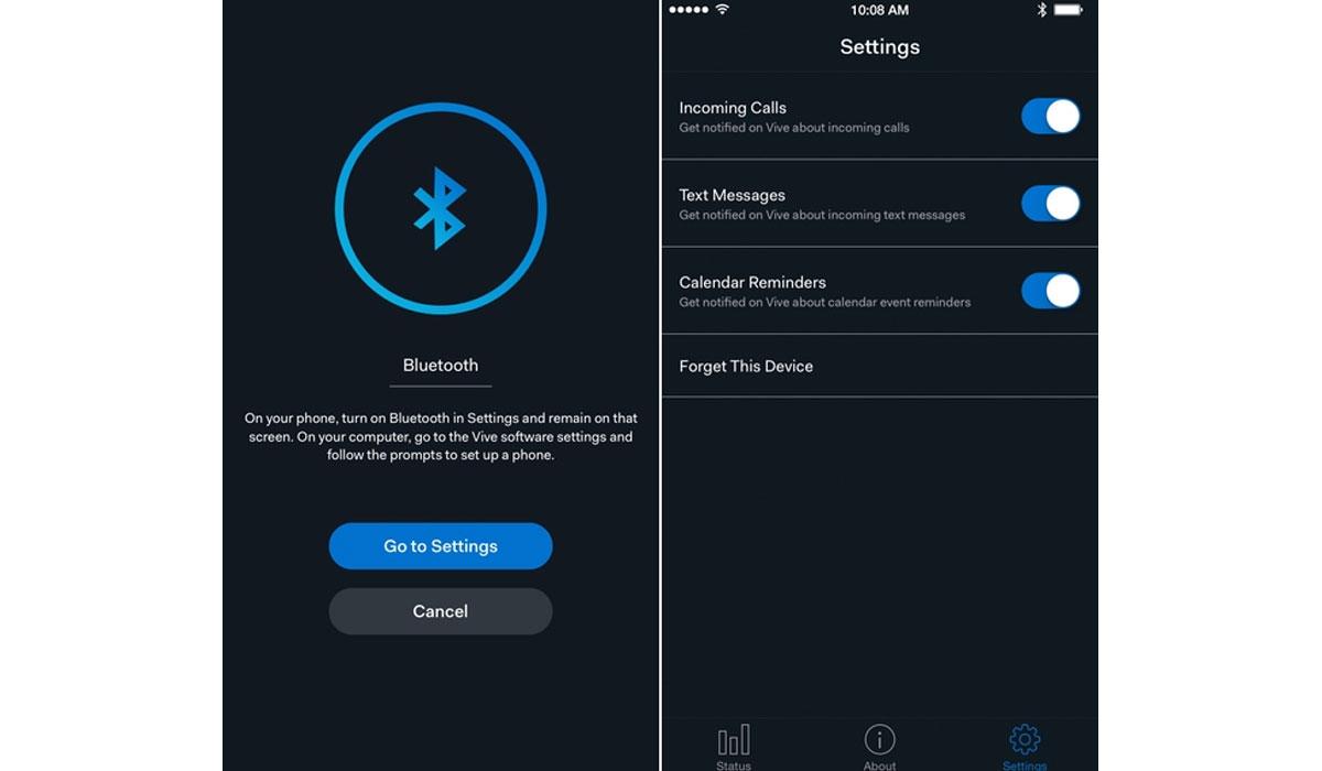 HTC brengt Vive Companion App ook uit op iOS