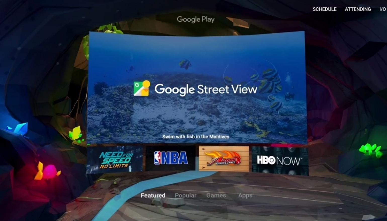 Google lanceert nieuw VR-platform Daydream