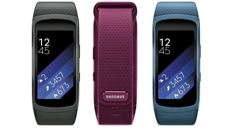 Samsung Gear Fit 2 monitort je hartslag en activiteiten nu beter