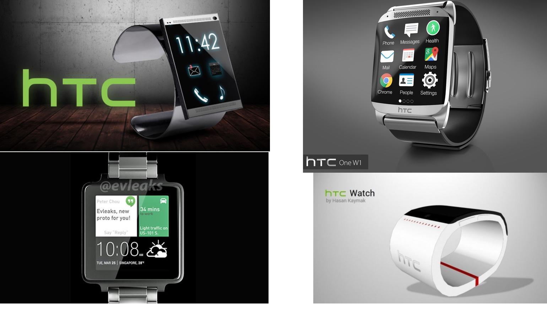 'Wearable HTC vertraagd tot de herfst'