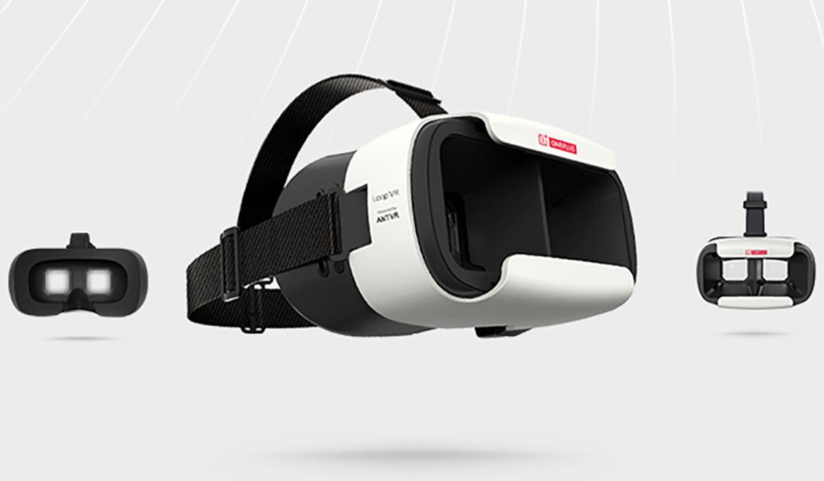 OnePlus kondigt gratis vr-headset OnePlus Loop VR aan