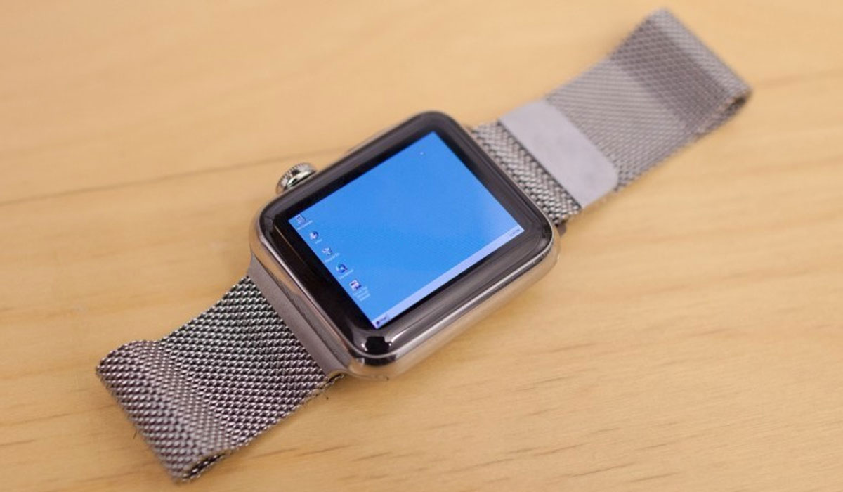 Video: Windows 95 op een Apple Watch