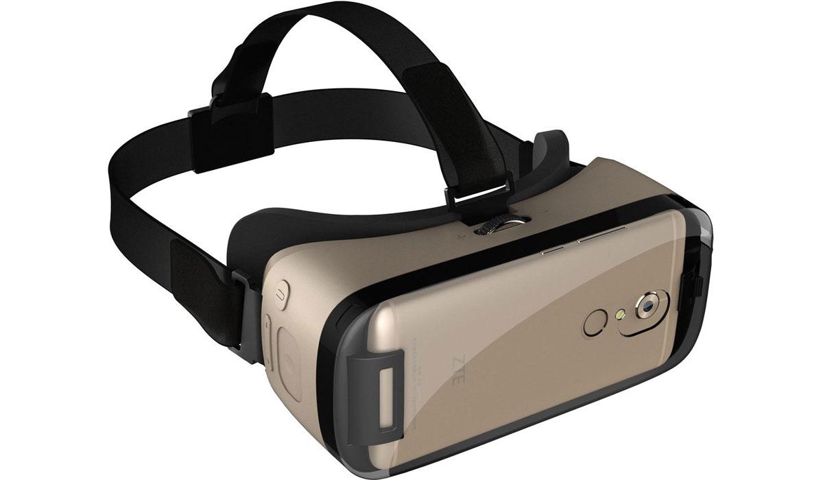 ZTE lanceert ook zijn eigen vr-headset: de ZTE VR