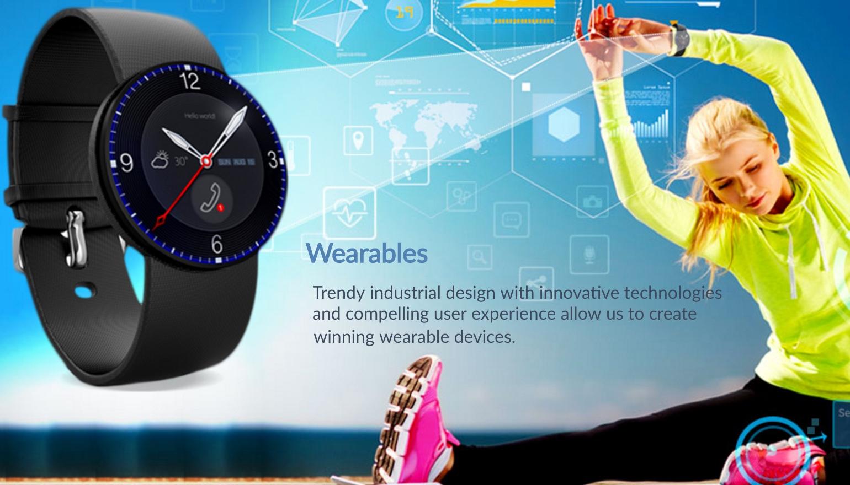 Borqs kondigt smartwatches aan met Snapdragon Wear 2100-processor