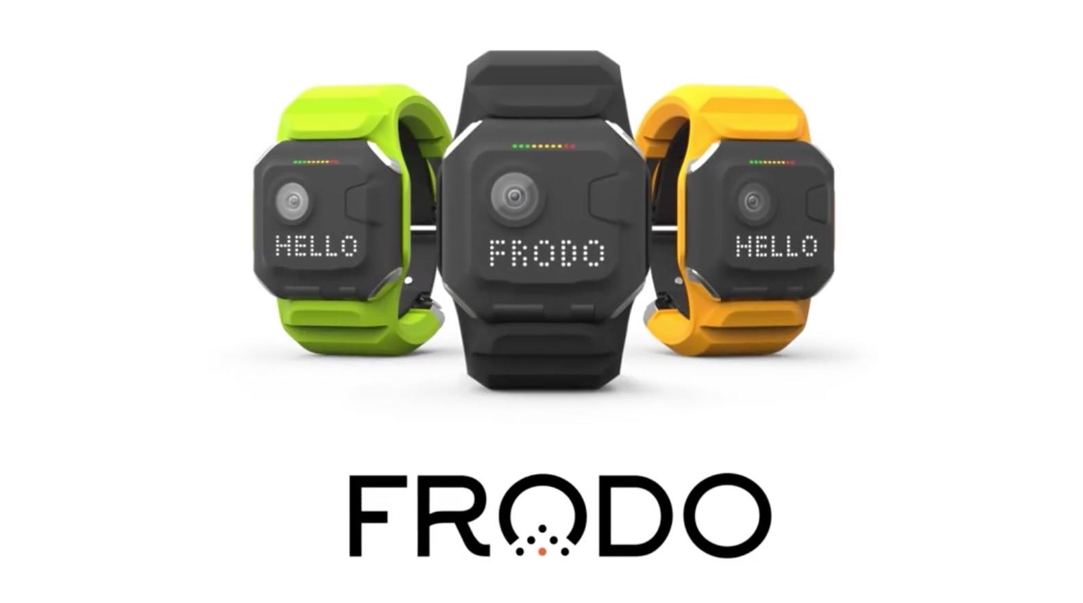 Frodo is slimme camera die actievideo's automatisch inkort