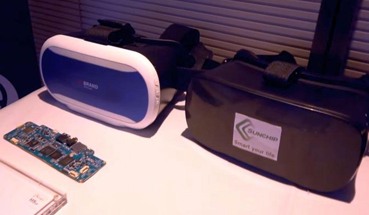 Allwinner zet in op alles-in-één virtual reality-headsets