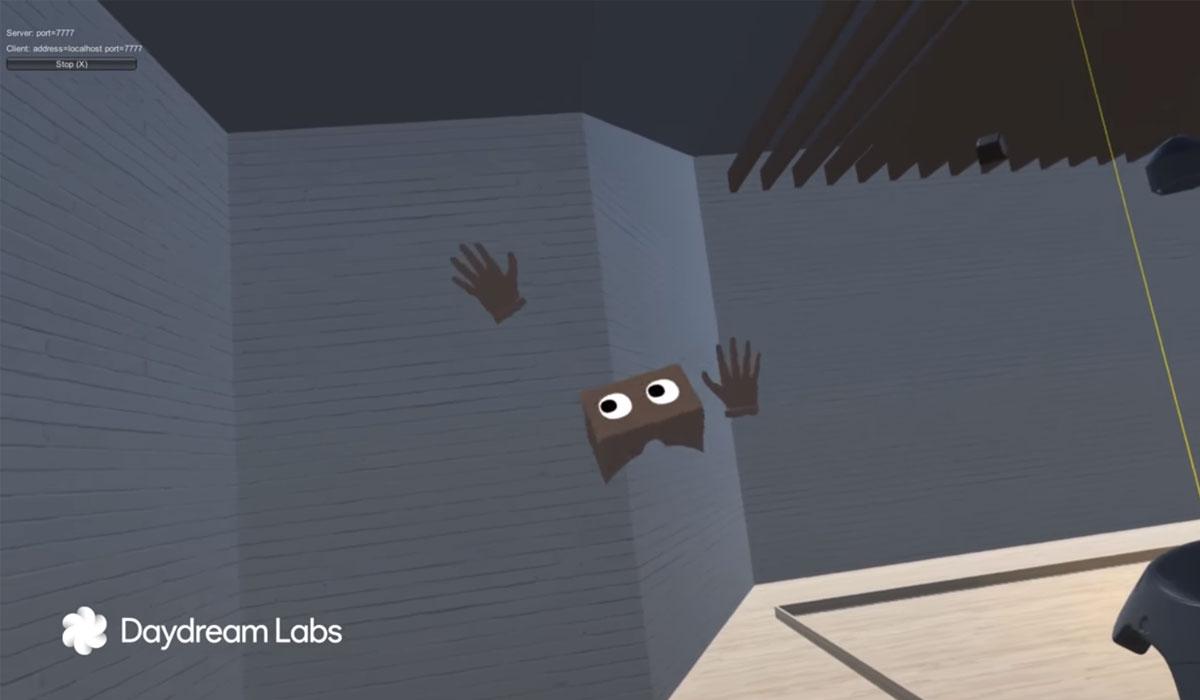 Video's laten prototypes voor multiplayer in Daydream zien