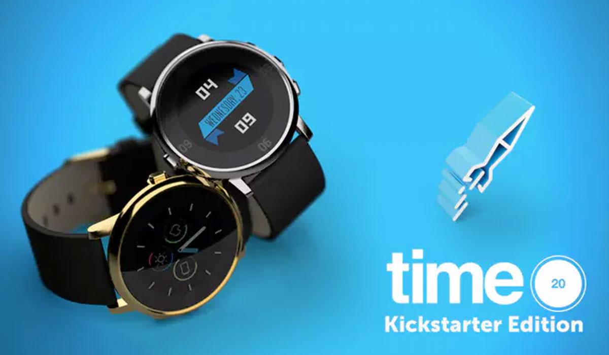 Kickstarter-campagne een groot succes voor Pebble