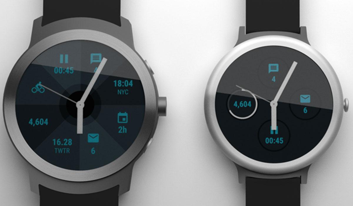 'Ook de smartwatches van Google verschijnen op 9 februari'