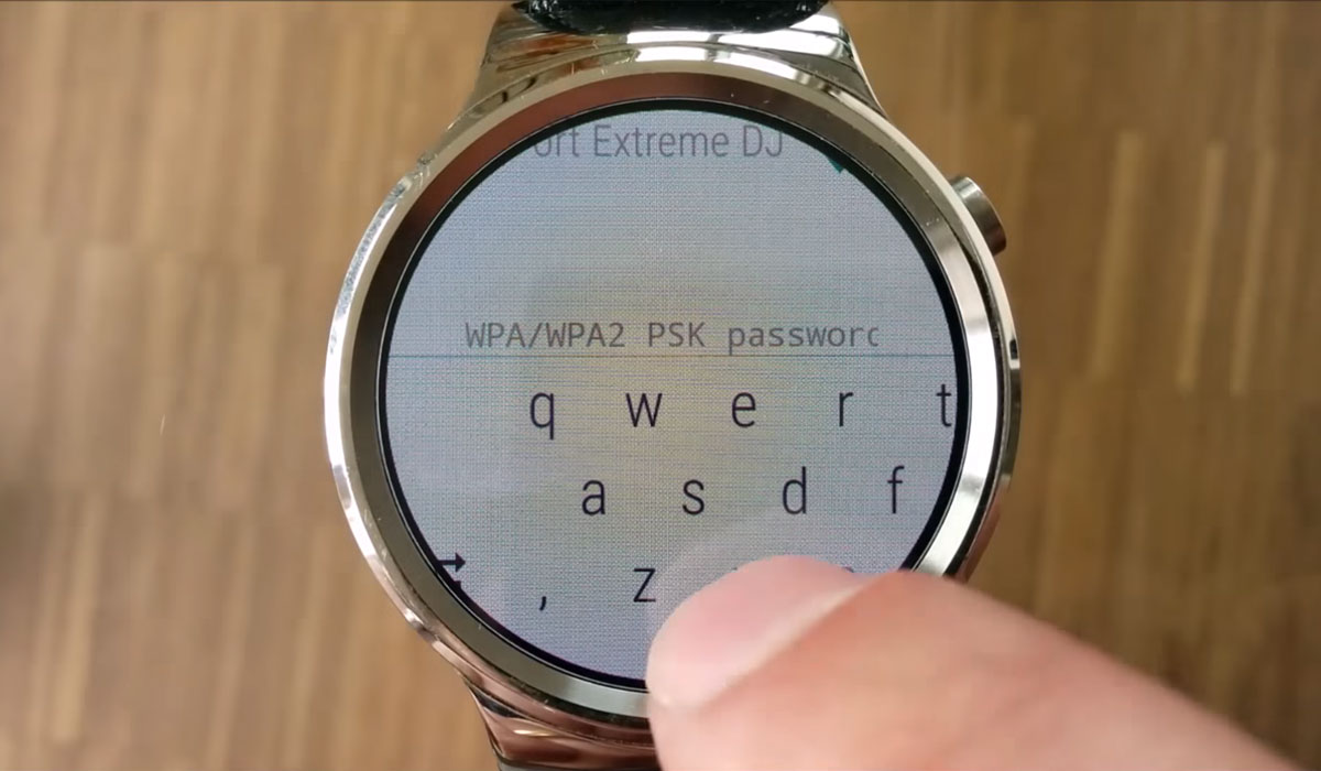 Wi-Fi Manager for Android Wear nu te downloaden