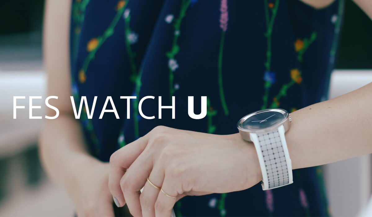 Sony start crowdfunding campagne voor FES Watch U