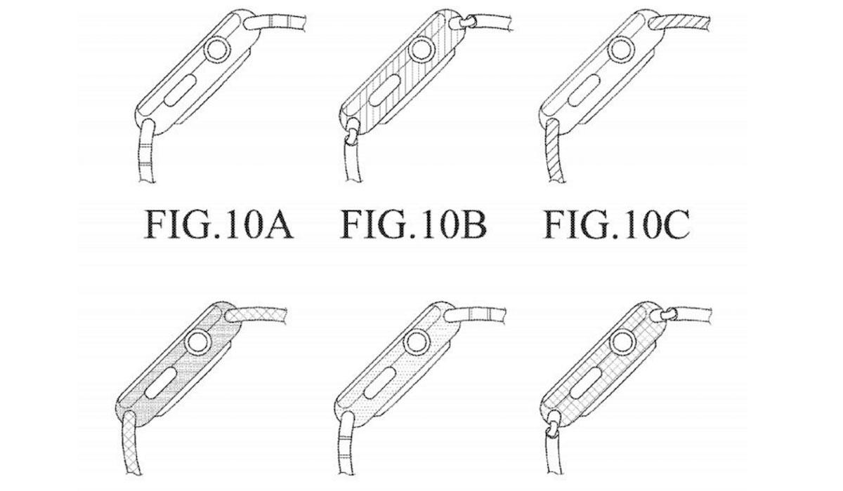 Samsung patenteert verwisselbare smartwatch-bandjes